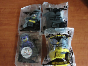 The Lego Batman Movie toys Brand new in package.