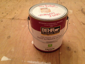 New Behr Premium Plus Paint and primer Neutral Colour