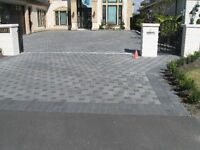 Landscape, paving stone and retaining wall installer