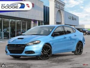 2016 Dodge Dart GT  HEATED LEATHER | BACKUP CAM | BLUETOOTH