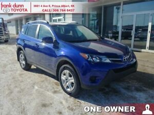 2015 Toyota RAV4 AWD LE  - local - trade-in - Certified - $164.8