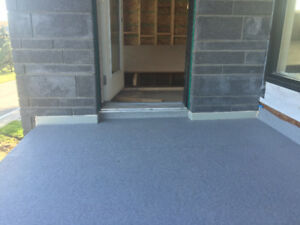 Wee install/supply the vinyl deck covering deck smart or others