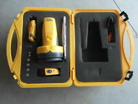 Self Leveling Remote Controlled Laser Level