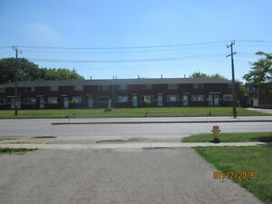 1 - 2 & 3 Bedroom Apartments & Townhouses Available