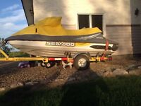 I have a 4tec GTI Seadoo for sale