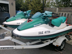 2 1998 seadoo GTI must see great condition