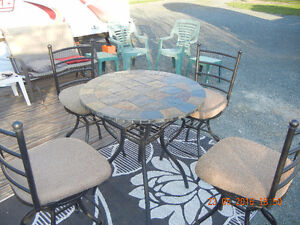 Patio & garden furnture