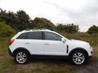 Vauxhall Antara Se Cdti 4x4 Automatic