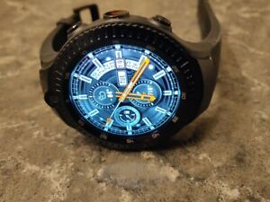 zeblaze thor 4 dual smartwatch / cell phone