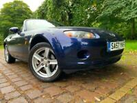 STUNNING MAZDA MX-5 2.0 ICON LIMITED CONVERTIBLE WITH 53K 2 KEYS 12 MONTHS MOT