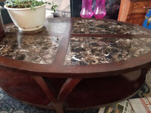 Selling Coffee and end tables