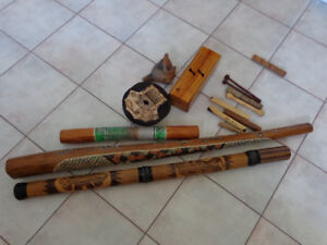 percussion et didigeridoo