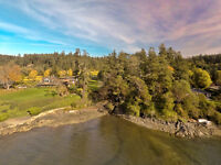 Spectacular 2.47-acre WATERFRONT lot