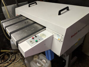 Kodak Polychrome Plate D26 Plate Processor - Printing Equipment