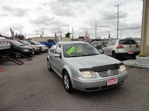 2003 Volkswagen Jetta GLS Sedan E-TESTED & CERT
