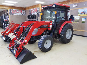 New McCormick X1.55HC w/Loader - Only $37,999!