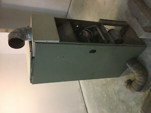 Furnace in good working condition