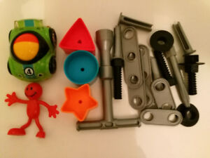 Free Assorted Toys