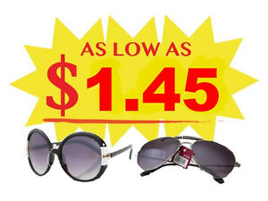 WOMEN'S & MEN'S SUNGLASSES – PREMIUM OPPORTUNITY BUY!!!