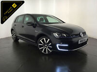 2015 VOLKSWAGEN GOLF GTE AUTOMATIC HYBRID VW SERVICE HISTORY FINANCE PX