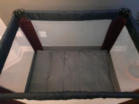 Mamas and Papas Playpen / Travel Cot
