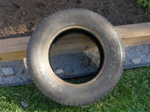 4 pneus 4 saisons Harmony Michelin P215/70 R15