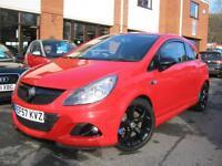 2007 57-Reg Vauxhall Corsa VXR Turbo,RARE FLAME RED,GEN 74,000 MILES,LOOK!!!