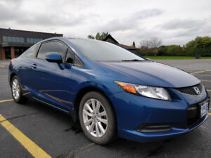 HONDA CIVIC EX COUPE - IN EXCELLENT CONDITION - MUST SEE!!