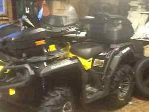 Can am xtp 1000