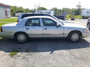 2007 Mercury Grand Marquis LS Ultimate Sedan