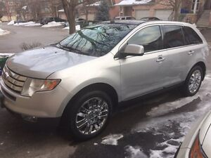 2009 Ford Edge Limited AWD/Panoramic Roof Dual DVD