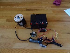 Kit MY1020 500 Watt eBike