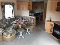 Static caravan holiday home for sale CONTACT Lewis 3 bed north west
