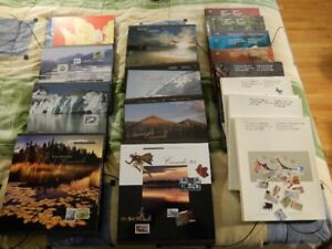 Collection de timbres du Canada/Collection of Canada's Stamps