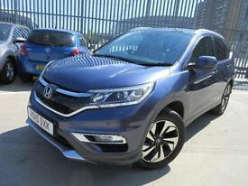2015 Honda Cr-V 1.6 i-DTEC i-DTEC EX 4x4 5dr (Honda Connect with Navi)
