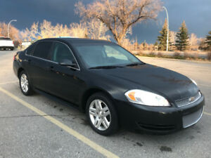 2012 Chevrolet Impala LS No accident - price reduced-