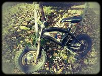 Vélo pour enfant du film, Les Bagnole Cars , modèle TOWMATTER