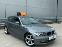 BMW 118D SE 5DR 2.0 DIESEL-FSH-GOOD COND-MOT JUNE 22-*WARRNTY INC*-FINANCE AVAIL