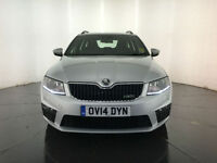 2014 SKODA OCTAVIA VRS TDI AUTOMATIC DIESEL ESTATE 1 OWNER FINANCE PX WELCOME