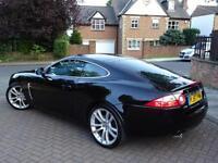 2008 57 Jaguar XK 4.2 ( 300bhp ) Auto Coupe..FULL SERVICE HISTORY..STUNNING !!