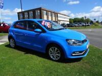2015 Volkswagen Polo 1.0 BlueMotion Tech SE (s/s) 5dr