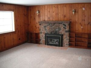 Main Floor of House with Fenced Yard!