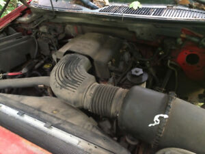4.6L Ford Motor Paired to 4R100 Trans