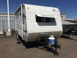 2013 Jayco Jay Flight Swift 184BH