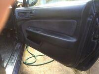Nissan 200sx s14a front door cards black interior sr20det drift