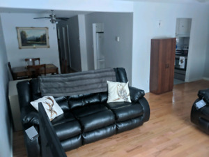 Short term rental beside sault college