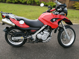 BMW GS 650 - only 2 owners - 4452 miles - excellent condition