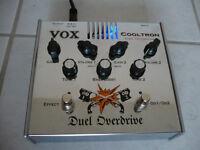 Vox Duel Overdrive