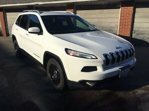 2014 jeep Cherokee north edition. First $24,800 takes it!!