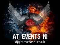 AT Events NI - Mobile DJ / Disco